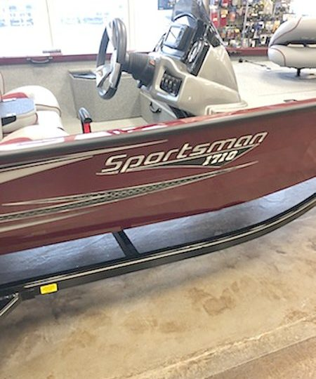 New 2019 G3 Boats Sportsman 1710 #292