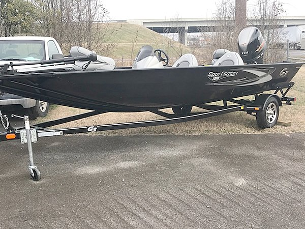New 2019 G3 Boats Sportsman 1810 #276 - Nashville Marine