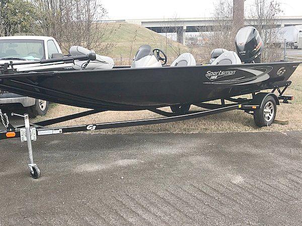 Nashville Marine -2019 G3 Boats Sportsman 1810 Nashville Marine-1