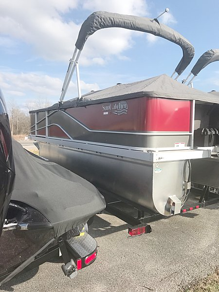 2019 G3 Boats Suncatcher V 18F Nashville Marine-4