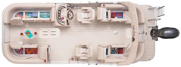 2019 G3 Boats Suncatcher V 322RC Nashville Marine-2