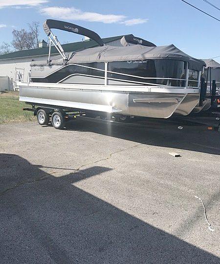 2019 G3 Boats Suncatcher V 322RC #269