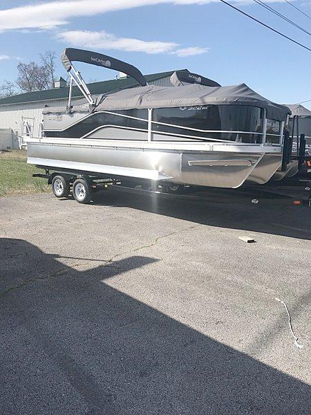 2019 G3 Boats Suncatcher V 322RC Nashville Marine-3