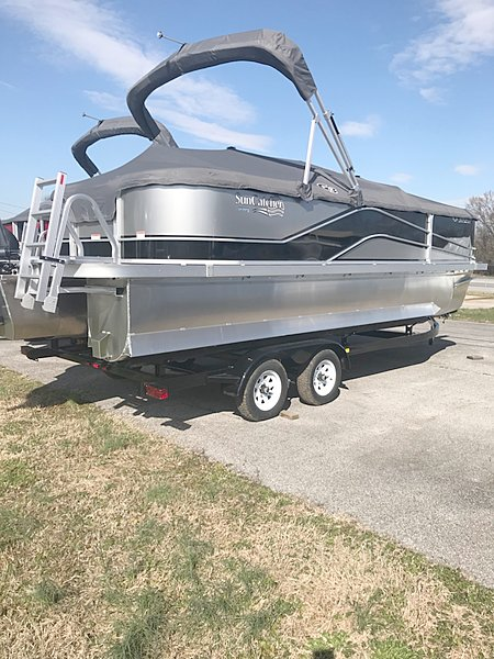2019 G3 Boats Suncatcher V 322RC Nashville Marine-4