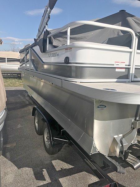 2019 G3 Boats Suncatcher V 322SS Nashville Marine-1