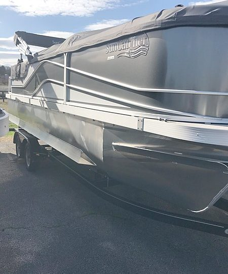 2019 G3 Boats Suncatcher V 322SS #265
