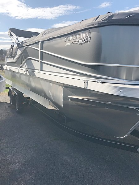 2019 G3 Boats Suncatcher V 322SS Nashville Marine-2