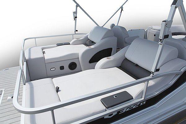 2019 G3 Boats Suncatcher V 322SS Nashville Marine-4