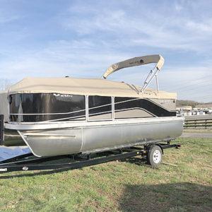 2019 New 2019 G3 Boats Suncatcher V 20FC Nashville Marine-1