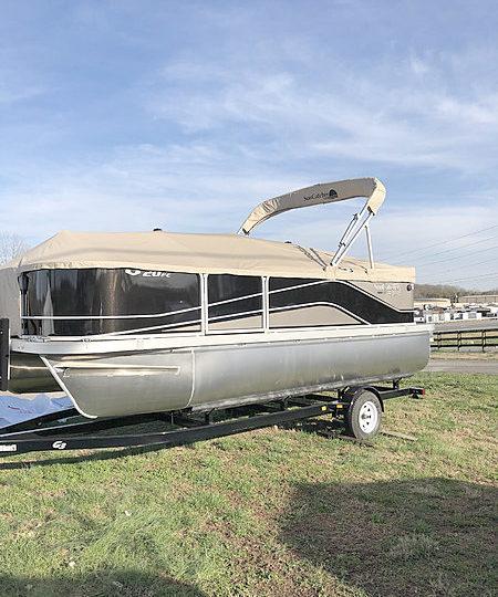 New 2020 G3 Boats Suncatcher V 20FC #310