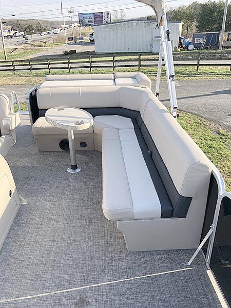 2019 New 2019 G3 Boats Suncatcher V 20FC Nashville Marine-3
