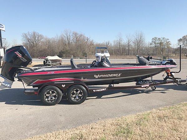 2019 Phoenix Boats 20 PHX #288