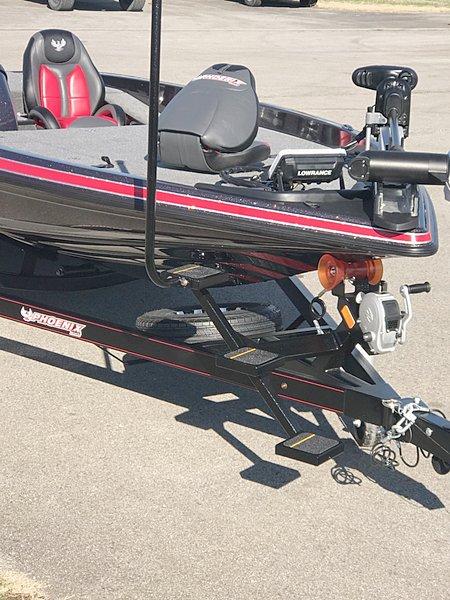 2019 Phoenix Boats 20 PHX Nashville Marine-5