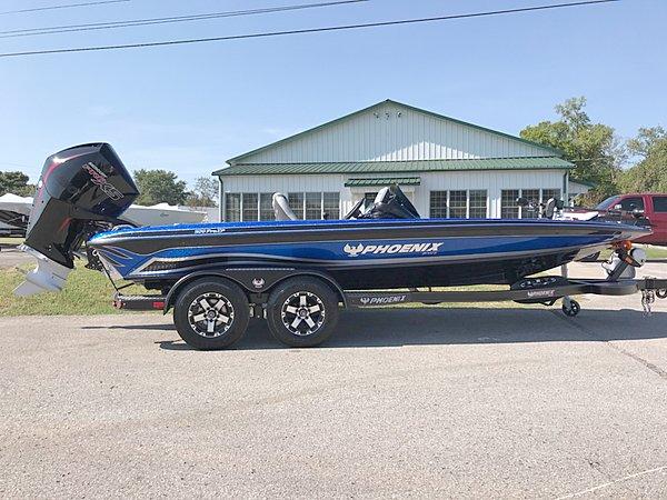 2019 Phoenix Boats 920 Pro XP #282