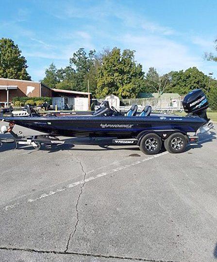 Used 2018 Phoenix Boat 920 Pro XP #UCCF18