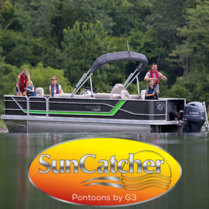 G3 Sun Catcher Pontoon Boats