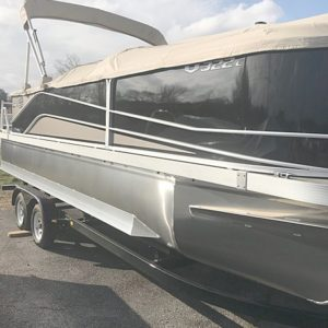 Nashville Marine 2019 G3 Boats Suncatcher V 322C #298 - 1