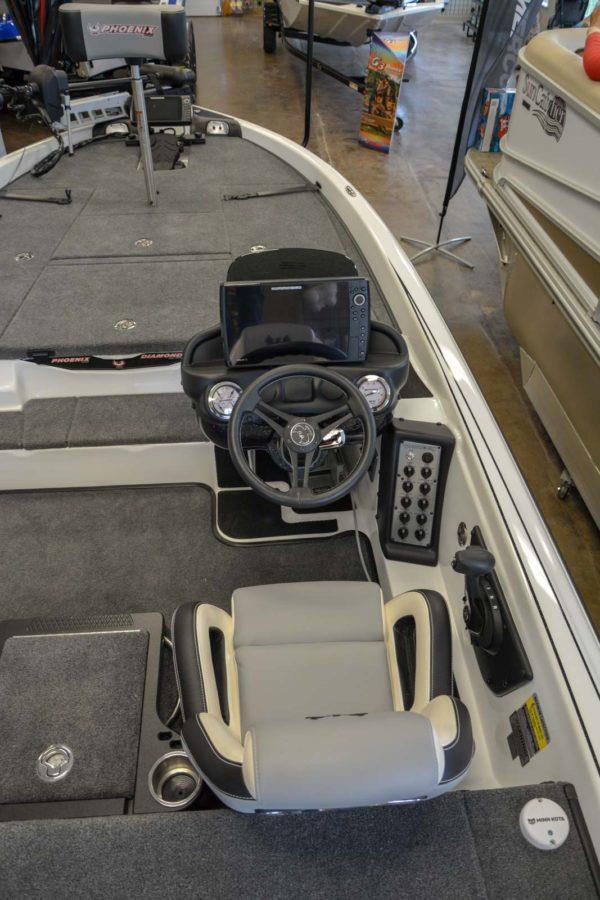 Nashville Marine Boats-920 Pro XP Bass Boat
