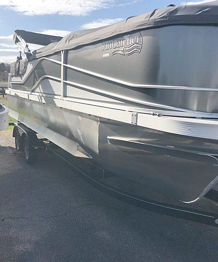 2019 G3 Boats Suncatcher V 322SS #299