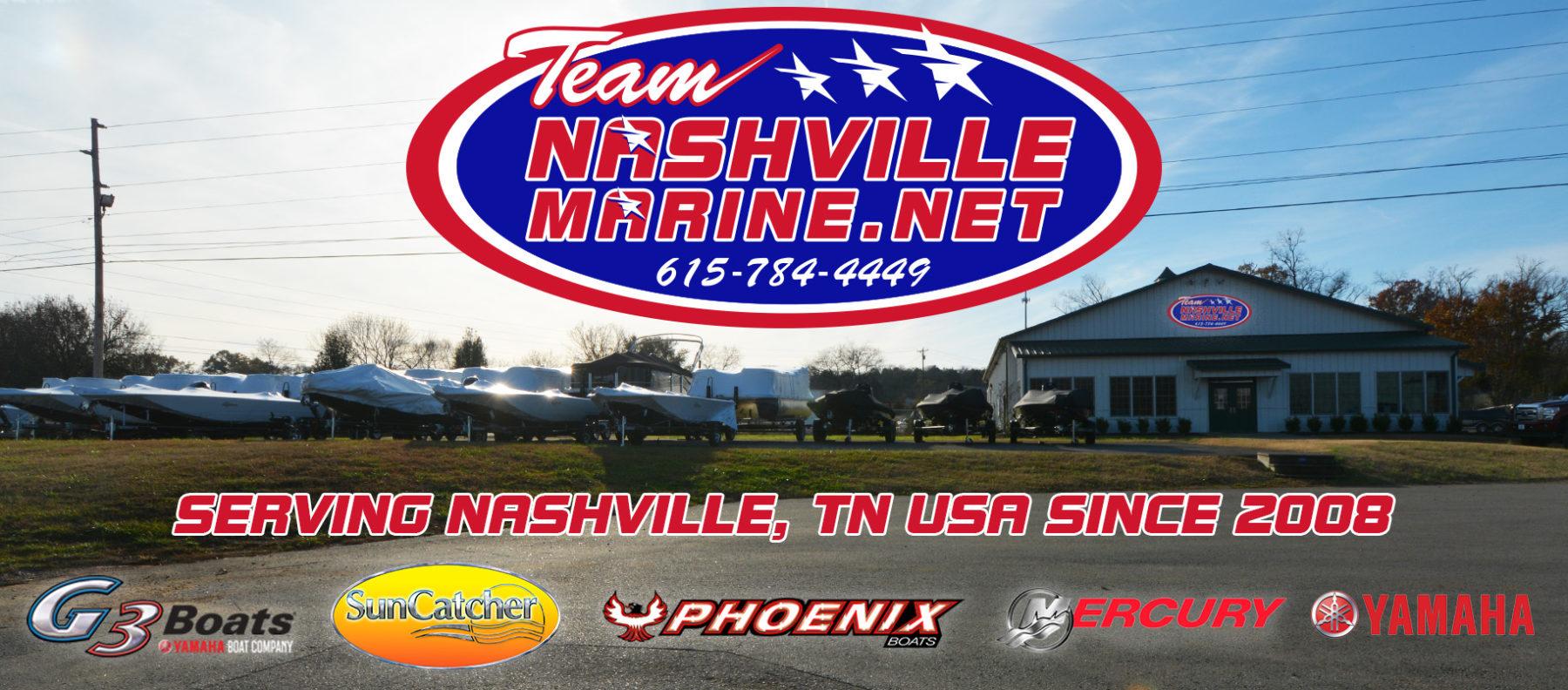 Nashville Marine - Boat Sales Parts Fibreglass Service