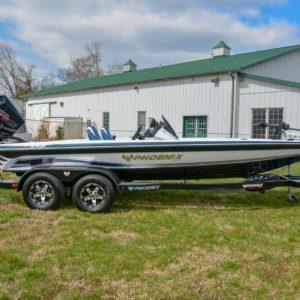 Nashville Marine Boats-721 Pro Bass Boat