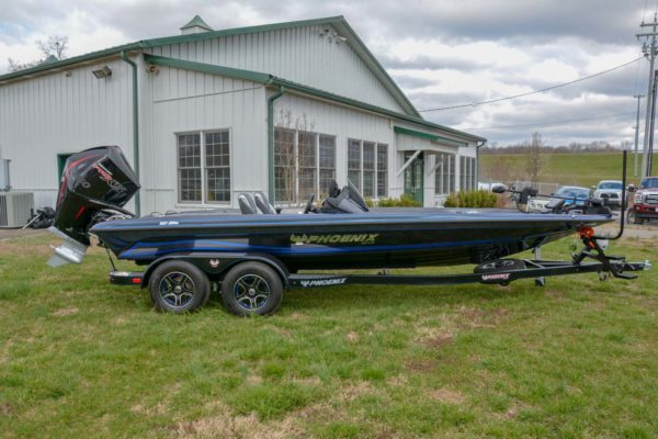 Nashville Marine Boats-921 Elite Pro Bass Boat