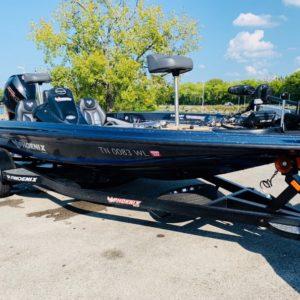 Nashville Marine Boats Phoenix Bass Boat UBH19-1