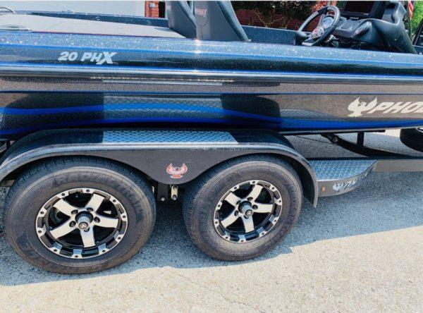 Nashville Marine Boats Phoenix Bass Boat UBH19-2