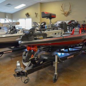 Nashville Marine Boats-Sportsman 819 Pro Bass Boat