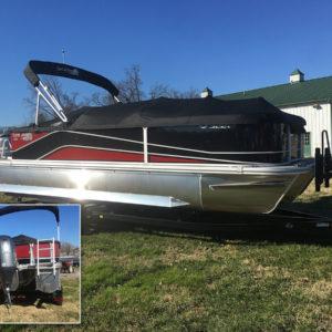 Nashville-Marine---Nashville-Boat-Show---2019-G3-Suncatcher-V-Pontoon-Boat-322C-&-150-Yamaha-Motor