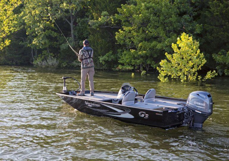 New 2020 G3 Boats Sportsman 1610  #319