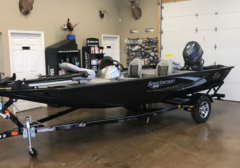 New 2020 G3 Boats Sportsman 1610  #326