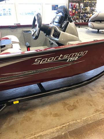 New 2020 G3 Boats Sportsman 1710 PFX #330