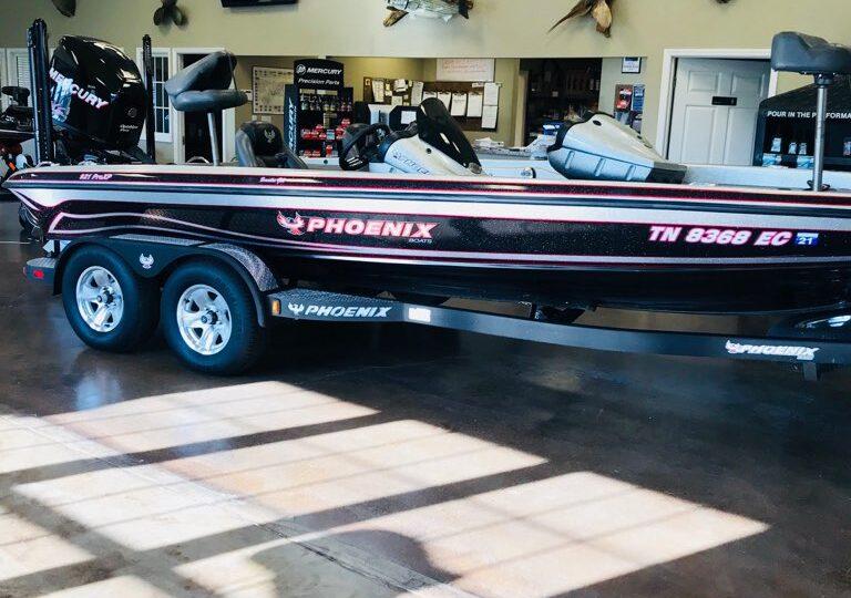 2012 Phoenix Boats 921 Pro XP #UCBG12