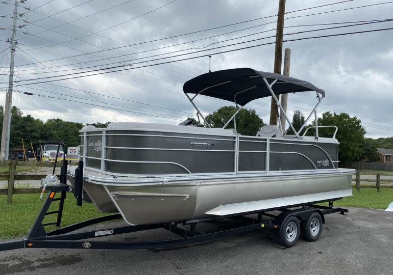 2021 G3 Boats Suncatcher V 322RC #348