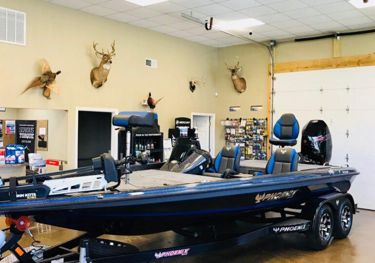 2021 Phoenix Boats 721 Pro XP #352