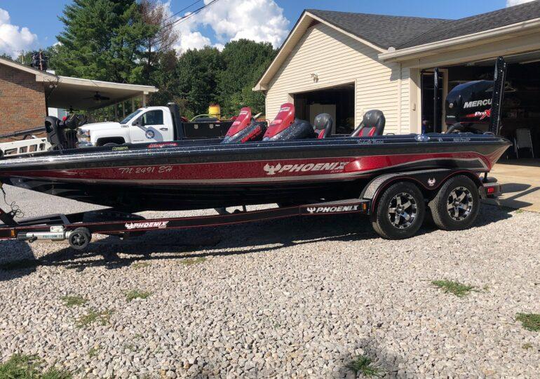 2015 Phoenix Boats 920 Pro XP #UCCB15