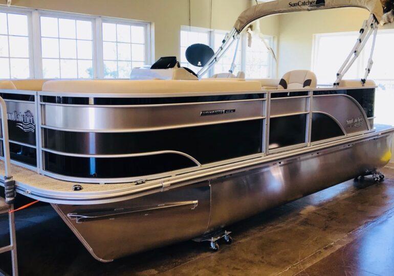 2021 G3 Boats Suncatcher Select Series 20RC #351