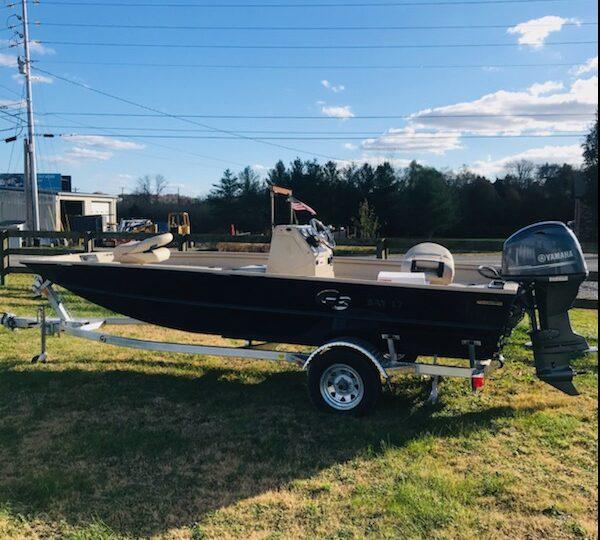 2021 G3 Boats Bay 17  #362
