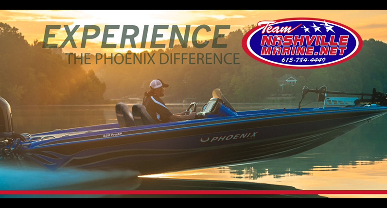 Nashville Marine Phoenix Fishing Boats