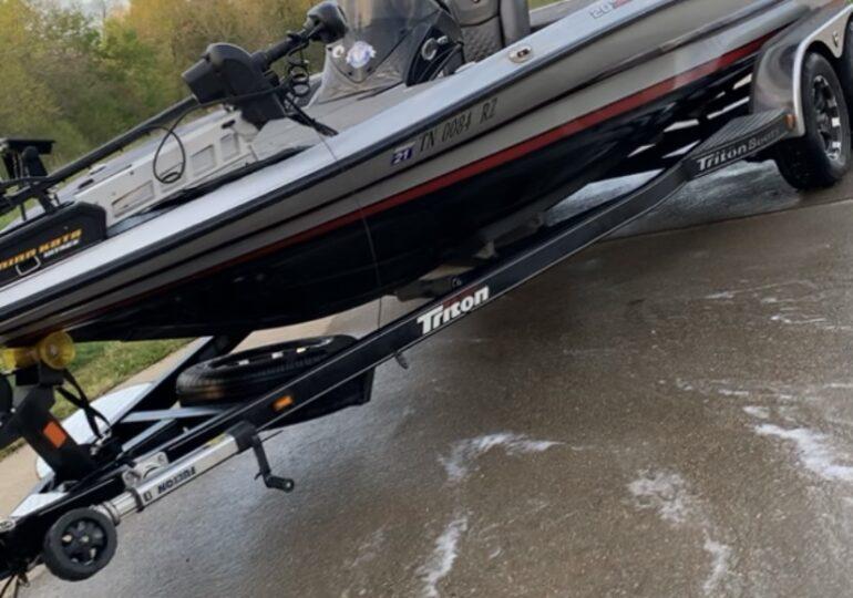 2018 Triton Boats 20TRX #UCHT18