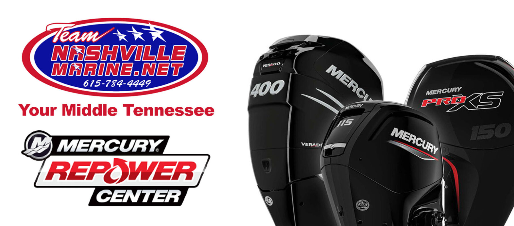 NashvilleMarine.net-Mercury Motor Repower Center