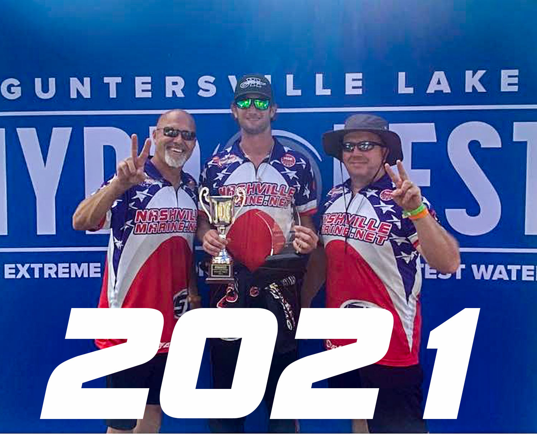 Nashville Marine - McMurray Racing 2020