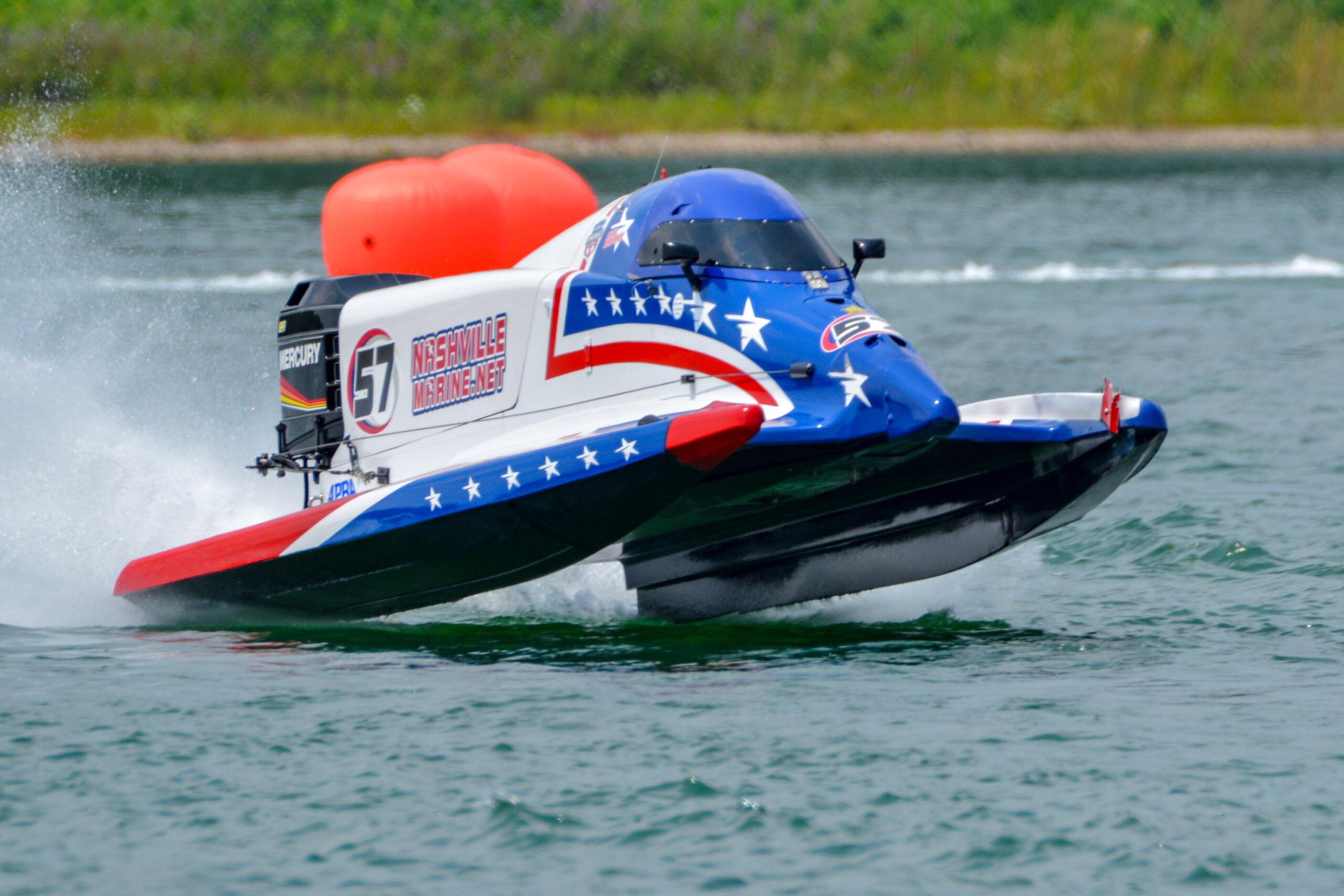 McMurray Racing Nashville Marine 2021 Springfield F1 Race-11
