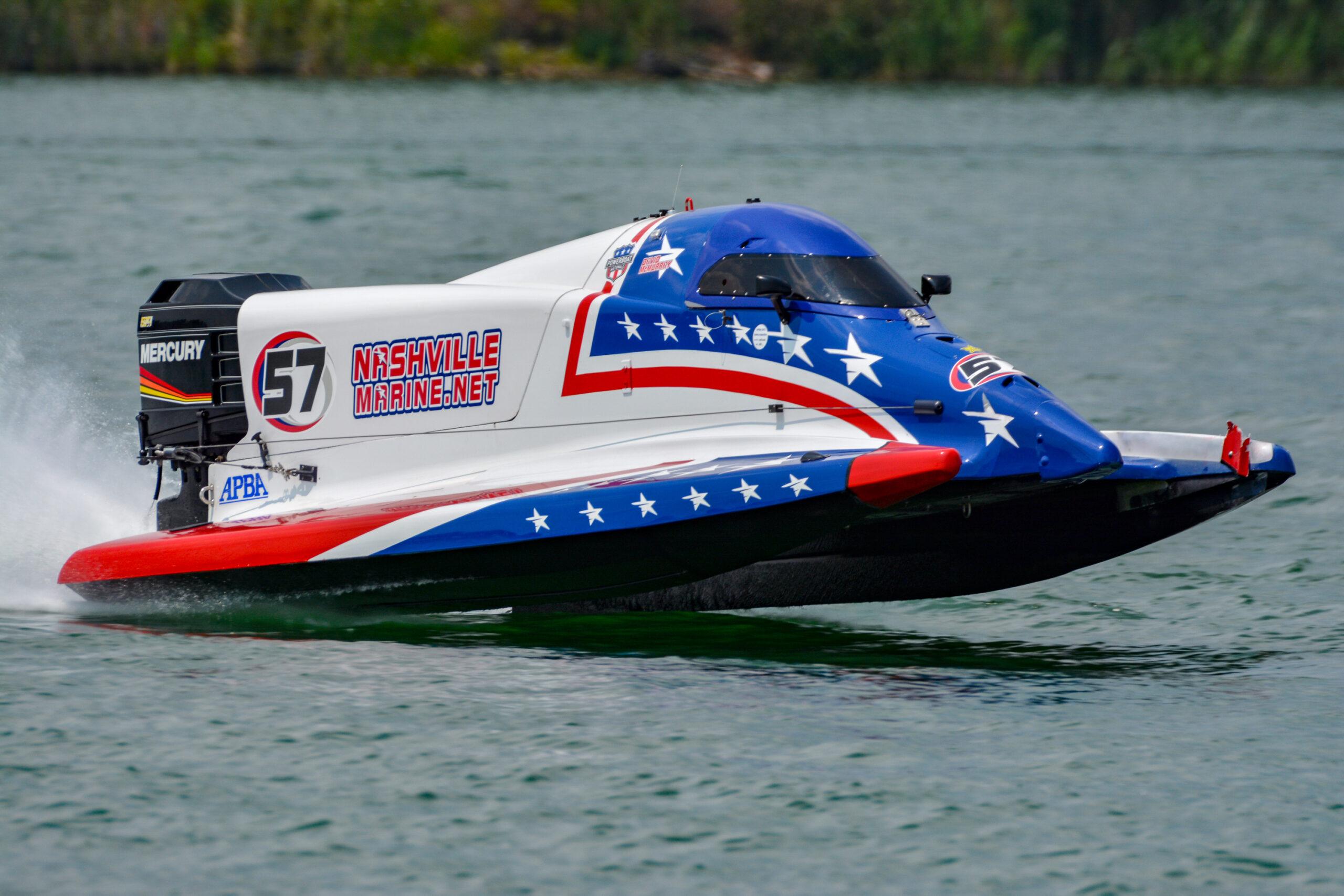 McMurray Racing Nashville Marine 2021 Springfield F1 Race-12