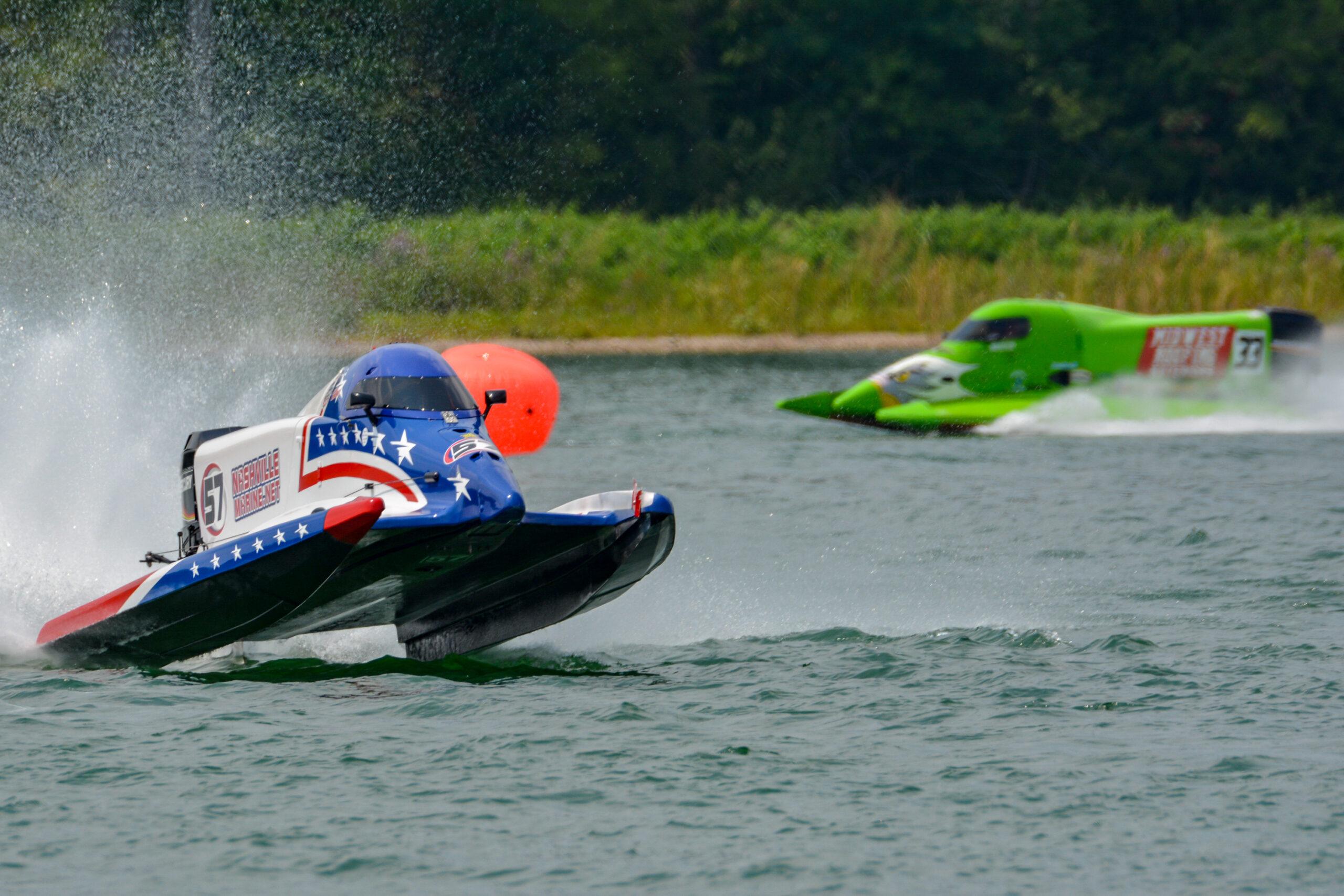 McMurray Racing Nashville Marine 2021 Springfield F1 Race-15