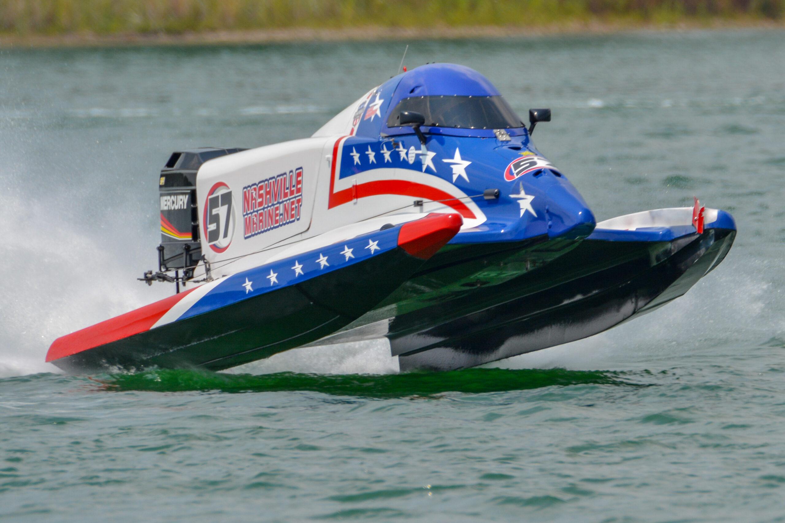 McMurray Racing Nashville Marine 2021 Springfield F1 Race-19