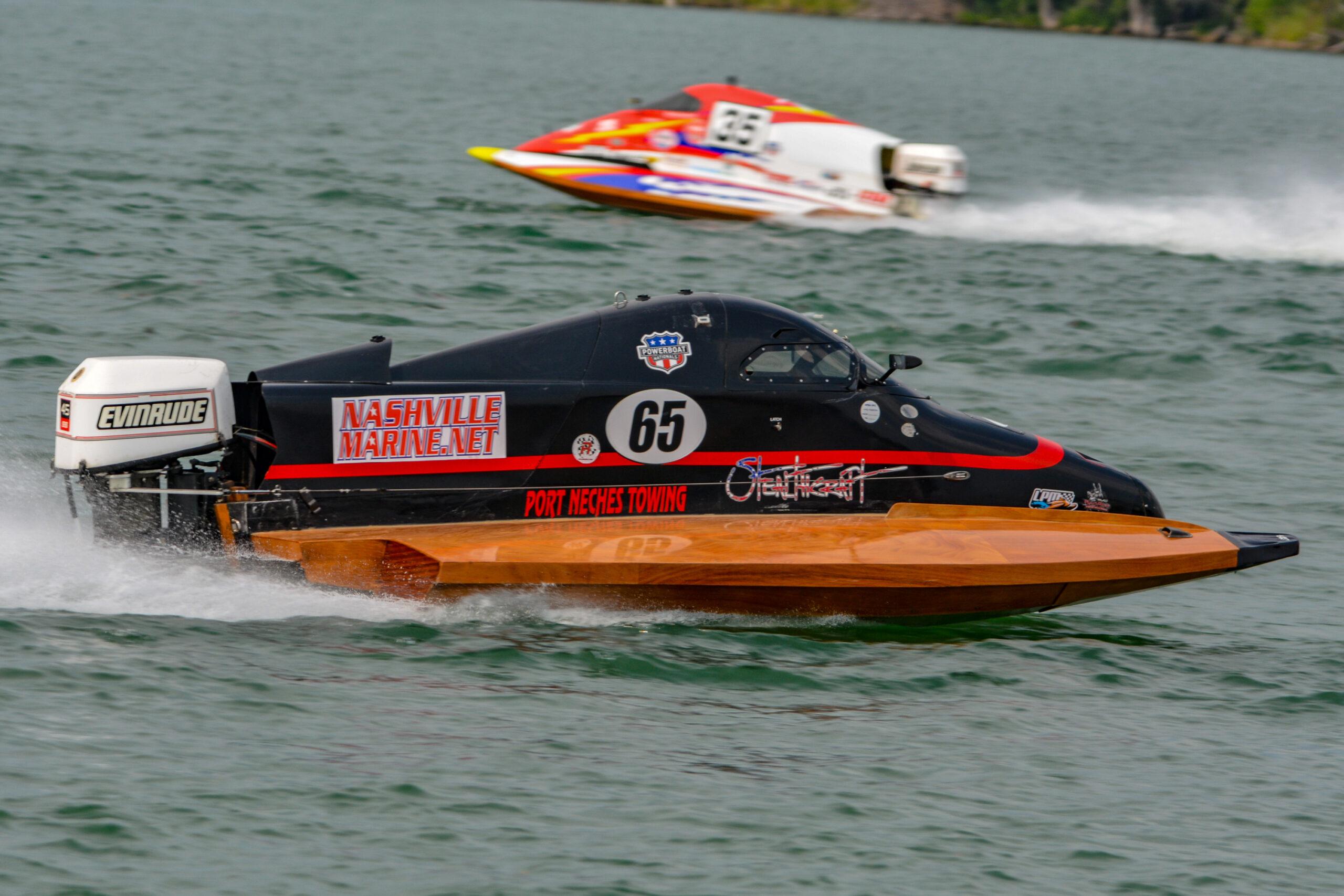 McMurray Racing Nashville Marine 2021 Springfield F1 Race-24