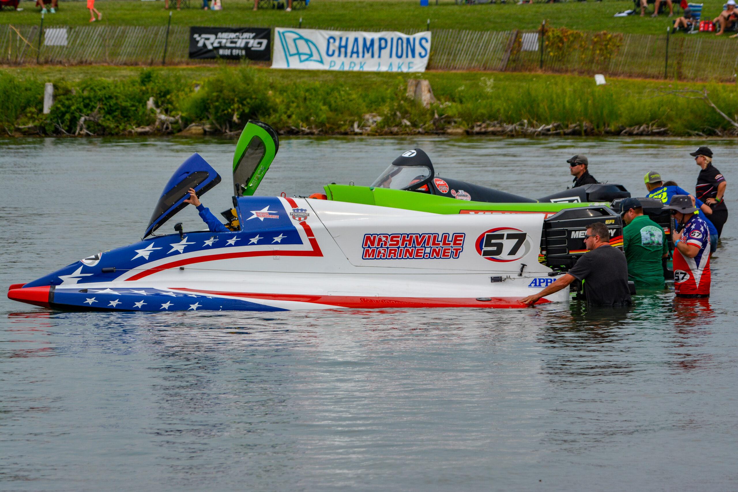 McMurray Racing Nashville Marine 2021 Springfield F1 Race-25