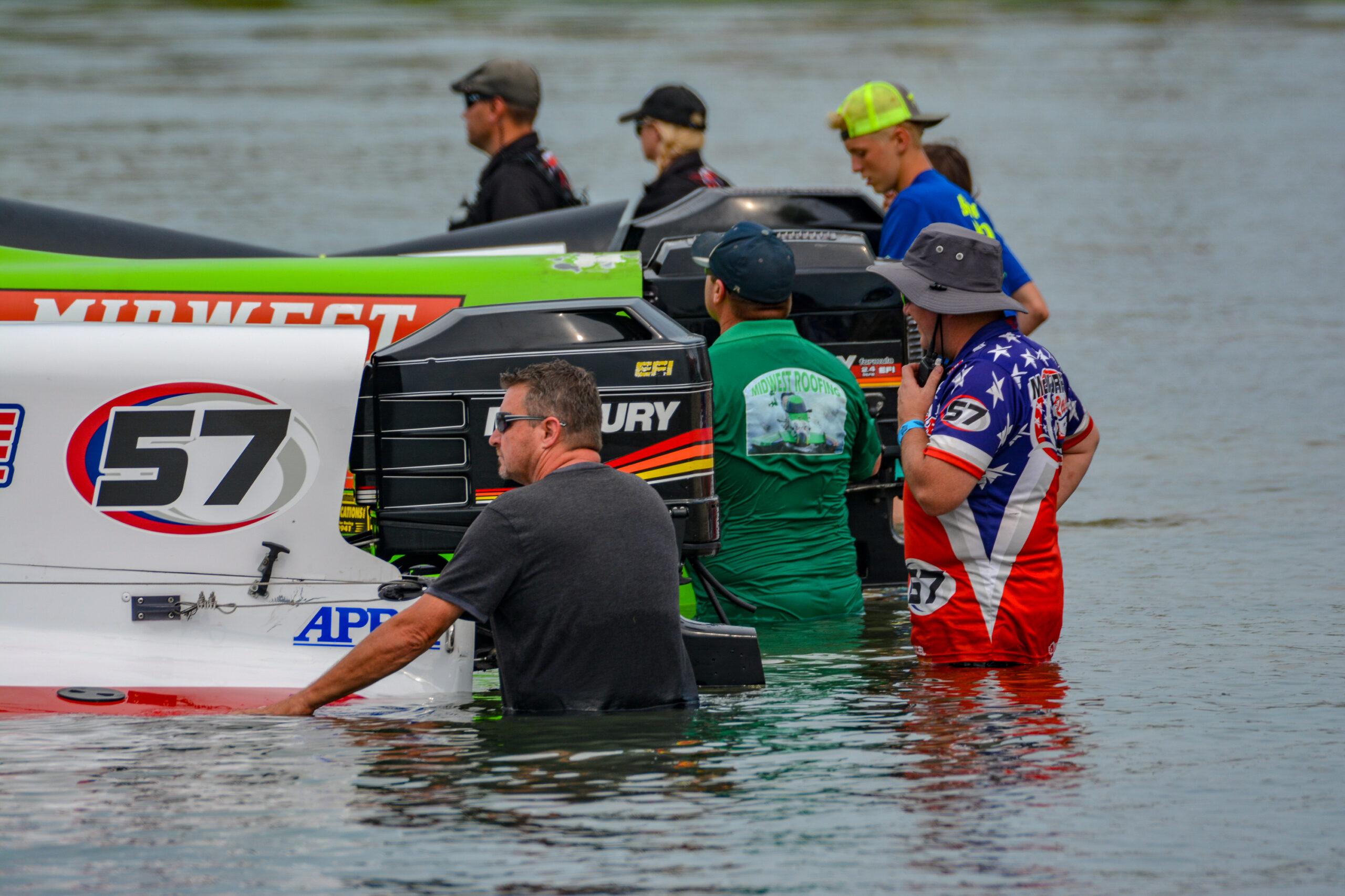 McMurray Racing Nashville Marine 2021 Springfield F1 Race-26